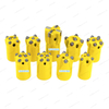 4 Buttons 11° Degree Tapered Button Drilling Bits
