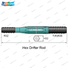 T38-Round39-T38 MF Drilling Rod