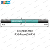 R38-Round39-R38 Extension Drilling Rod